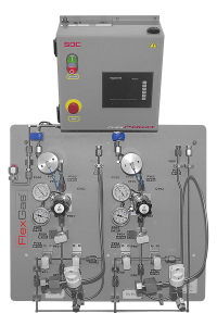 FlexGas™-UHP-Gas-Panel-+-FlexPowrController