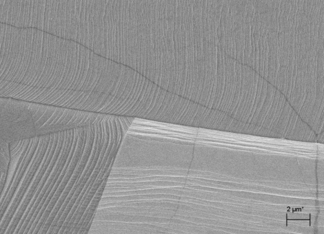Atmospheric Pressure Graphene SEM - 10 K X