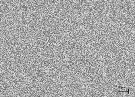 Thin Film ZnO:B 10 K X - Top