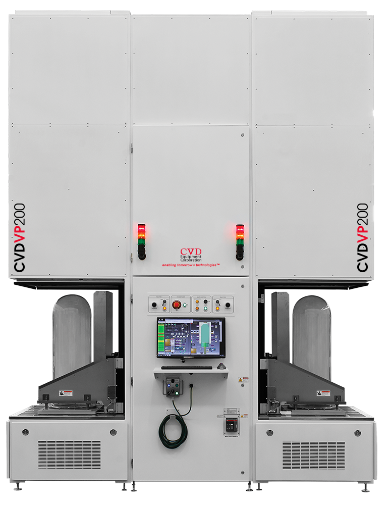 CVD Vertical Processing