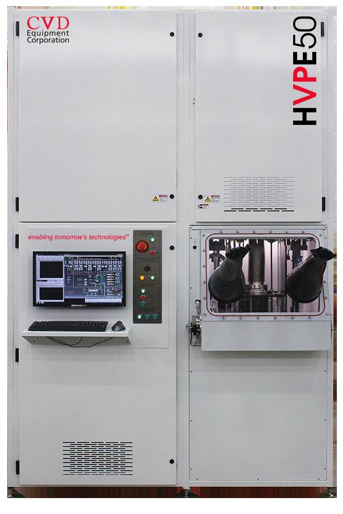 Hydride Vapor Phase Epitaxy (HVPE) Systems